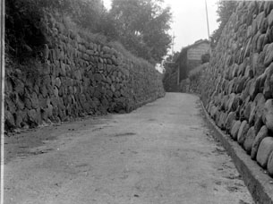 石垣山入口の石垣004.JPG